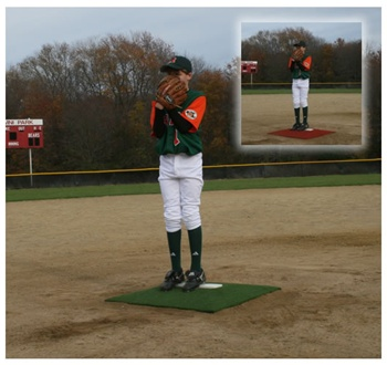 ProMounds Training Pitching Mound