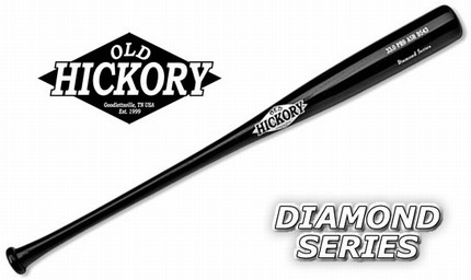 Old Hickory Diamond Series Wood Bats