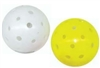 Pickleball Plastic Training Balls - Dozen