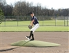"Portolite 10"" Indoor / Outdoor Game Pitching Mound"