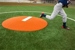 "Portolite 6"" Turf Game Pitching Mound"
