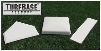 TurfBase Synthetic Turf Bases / Home Plates / Pitching Rubbers