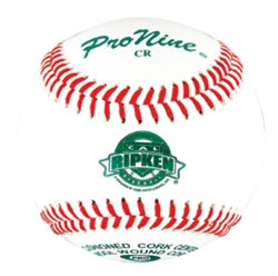 Pro Nine CR Cal Ripken League Official Tournament Baseballs - Dozen