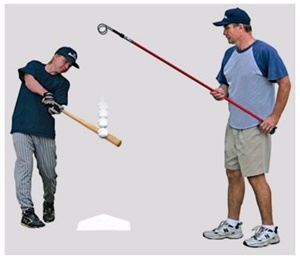 Quick Hitter Baseball Hitting Aid