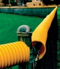 PolyTube Cap Chain Link Fence Cover