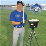 Personal Pitcher Wiffle Ball Pitching Machine