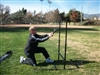 The Straight Shooter Baseball & Softball Launcher