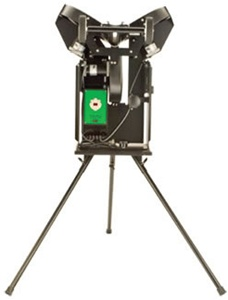 Triple Play PRO 3-Wheel Baseball Pitching Machine