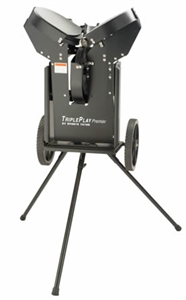 Triple Play PREMIER 3-Wheel Baseball Pitching Machine
