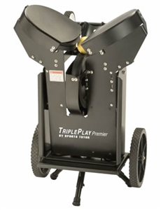 Triple Play PREMIER 3-Wheel Softball Pitching Machine