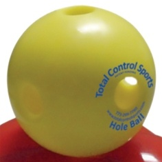 Total Control TCB MINI Hole Balls - Dozen