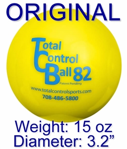 TCB Total Control 82 Weighted Batting Balls