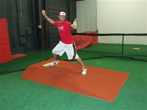 True Pitch 1010 Regulation Bullpen Practice Mound
