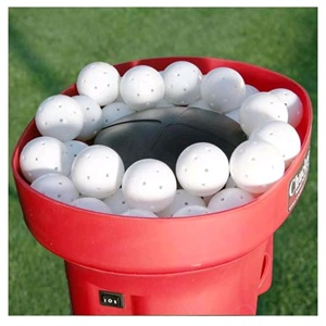 Heater Crusher Fast Mini Poly Balls - 2 Dozen