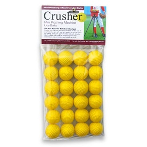Heater Crusher Mini-Lite Balls - 2 Dozen