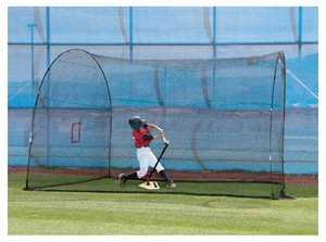 12x12x10 Home Run Home Batting Cage