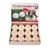 Heater Leather Baseballs - Dozen