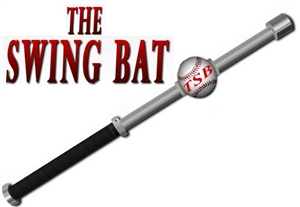 The Swing Bat Baseball Hitting Aid