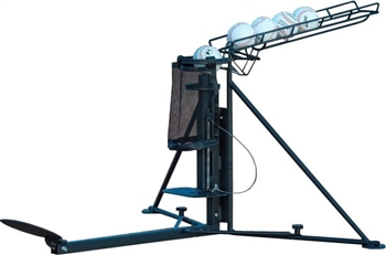The Ultimate Hitting Machine Soft Toss Machine