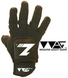 WAG™ Weighted Agility Gloves w/Tough Grip