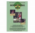 Backyard Baseball Drills DVD
