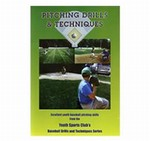 Pitching Drills & Techniques DVD