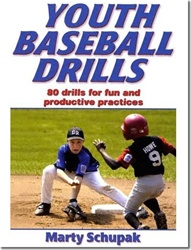 Youth Baseball Drills Book