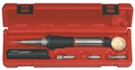 Weller Electric Portasol Super-pro Self-igniting Butane Soldering Iron Kit; Part Number: PSI100K