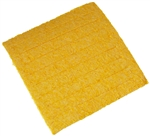 Replacement Sponge for Iron Stands, No Holes; Part Number: TC205