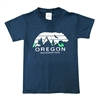 Kid's Oregon Bear Tee