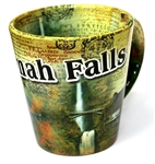 Multnomah Falls Inside Out Mug