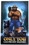 Smokey Bear Postcard