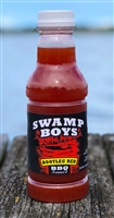 Swamp Boys Bootleg Red Vinegar BBQ Sauce - Pint