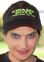 Swamp Boys Team Visor - Embroidered