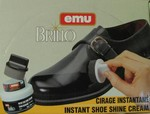 Emu Brillo Instant shoe shine