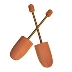 Ladies Cedar Shoe tree - Solid Toe - Shaper