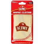 KIWI Shoe Shine Cloth (1 Pair)