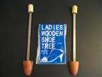 Women's Lightweight Wooden High Heel Shoe Trees
