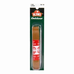 kiwi rawhide leather laces 1 pair