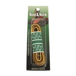 Classic Round Dress Shoe Laces (2 Pair)