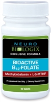 Bioactive B12 Folate (60 Tablets/Dissolves)