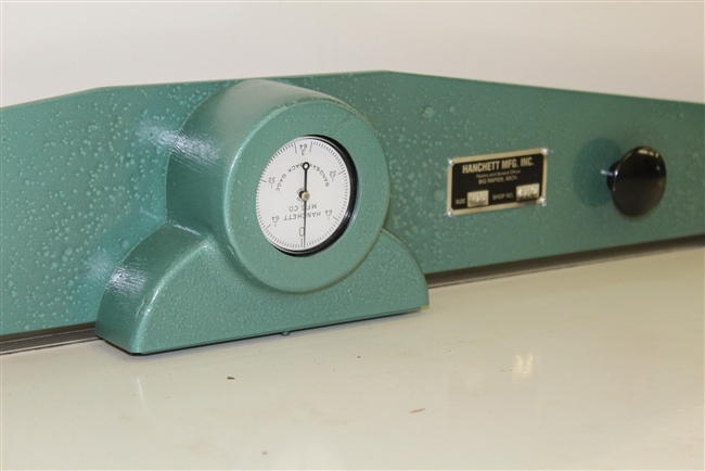 Widemire Micrometer Back Gauge
