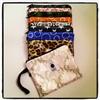 multi-purpose zippered pouches