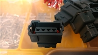 4P Female Connector - 7M TPS