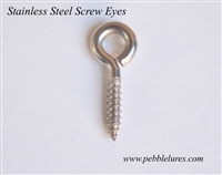 Stainless Steel Screw Eyes
