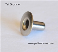 Tail Grommets | Nickel Plated