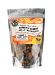 Pumpkin & Carrot Omega 3 Dog Biscuits