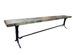 Colton Iron Bench