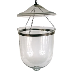 Clear Hanging Belljar