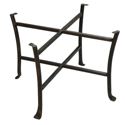Forged Iron Table Bases